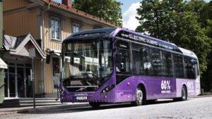 Stadsbussarna i Värnamo Lazzo reklambyrå